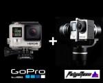 FeiyuTech G4s 3軸手持雲台+ GoPro 優惠組合