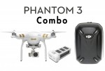 DJI Phantom3+電池+背包優惠組合